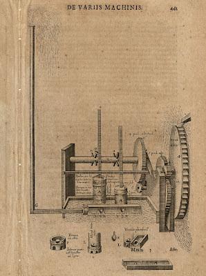 Fludd - Pars VII Liber Secundus p461
