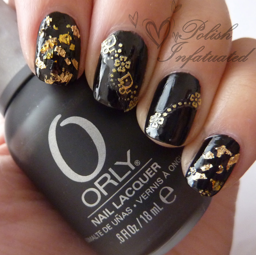 gold on black trial1