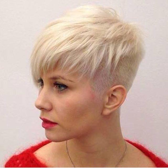Frisuren Stil Haar 2016 15 Wege Zu Einem Pixie Cut Mit Feinem Haar