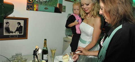 Las Vegas Wedding Receptions, Doo Wop Diner Reception