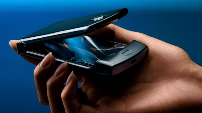 New folding mobile in sight: the new Motorola Razr will arrive in the fall