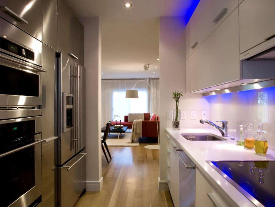 Kitchen & Recessed Interior Design Lighting Solutions in ...