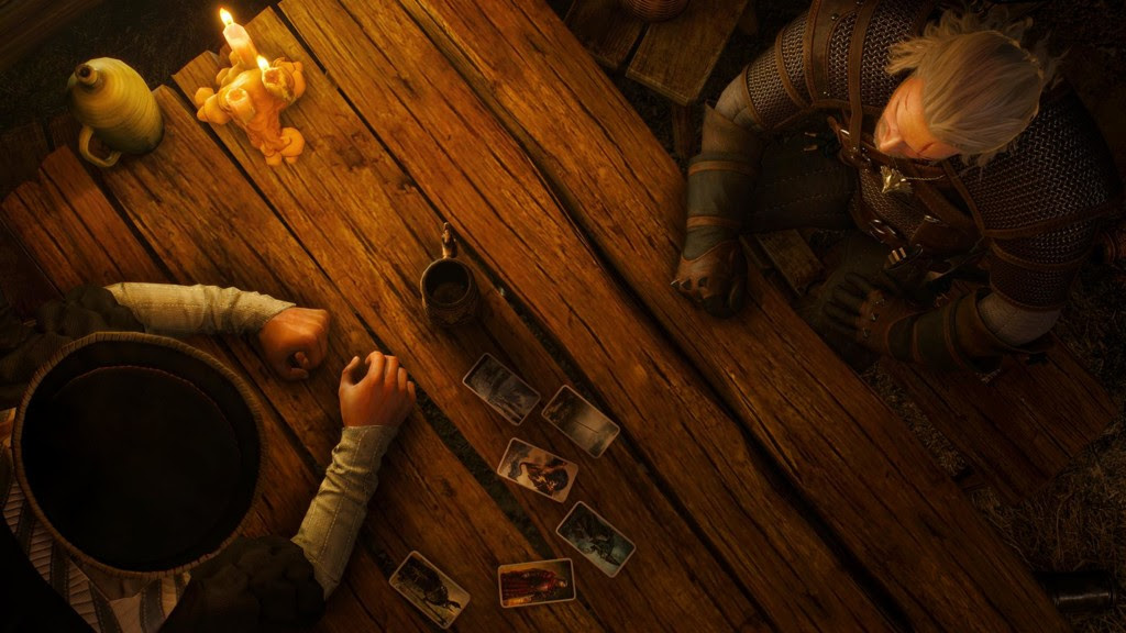The Witcher 3 Gwent