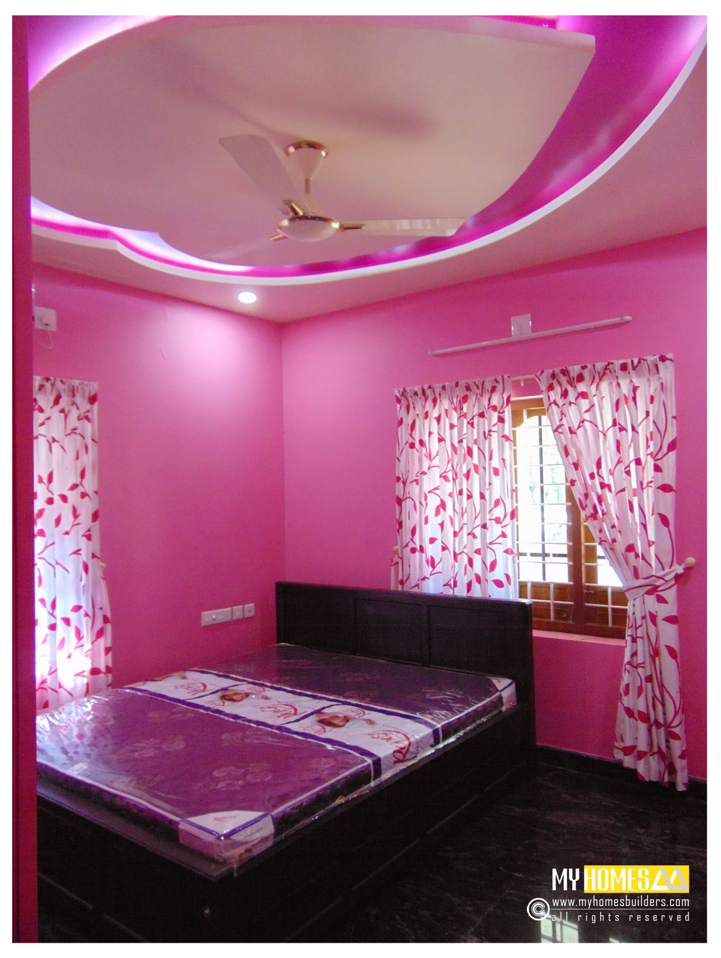 kerala bedroom designs
