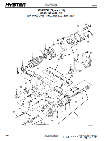 hyster forklift wiring diagram e60 image 10