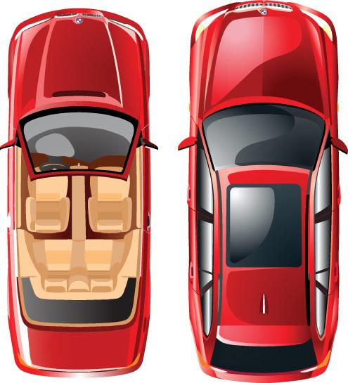 異なる モデル 車 ベクター グラフィックス 01 無料ベクター素材サイト