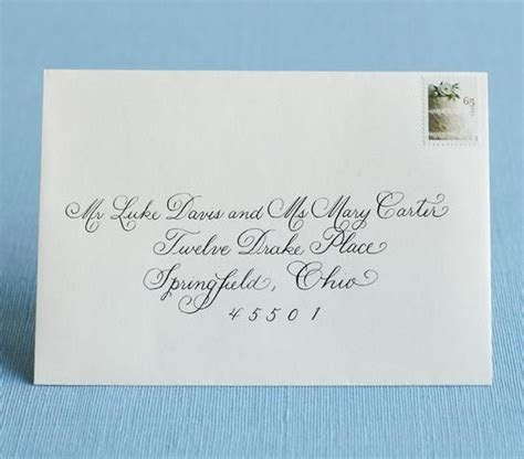 25  best ideas about Addressing wedding envelopes on