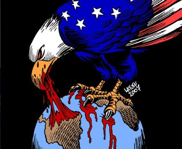 American Eagle Chewing World