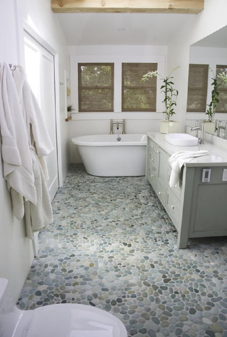 Top 10 Unique Bathroom Design Ideas - Top Inspired