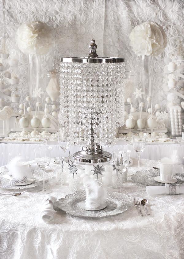 All White Bridal Shower Ideas Trueblu Bridesmaid Resource For