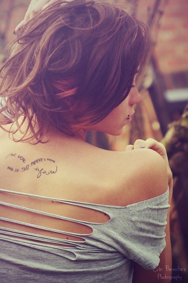 Tatuagens para se inspirar