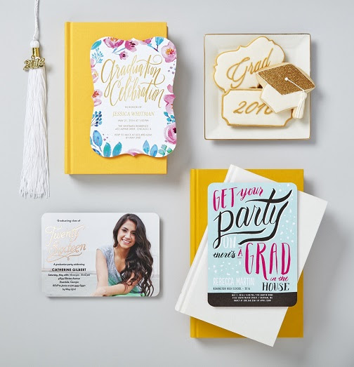 Tiny Prints - Graduation Annoucements