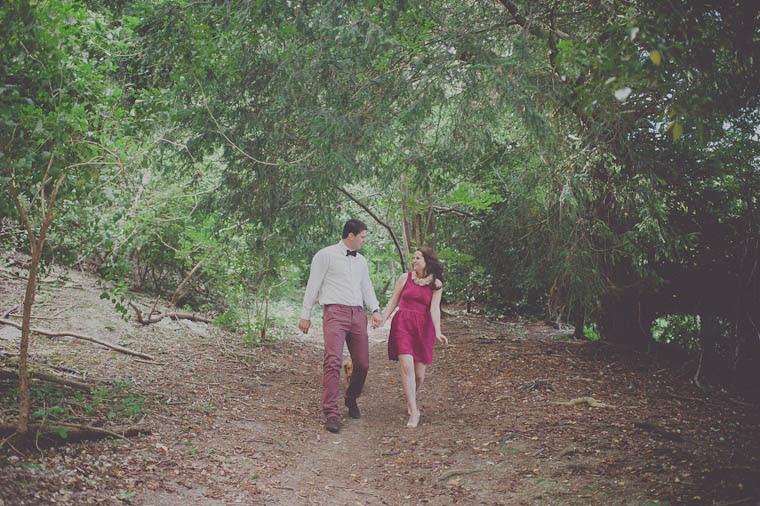 Nick & Lucinda engaged