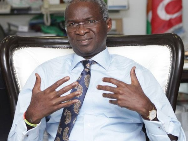 We need to prioritise our environment more than health facilities, says Fashola