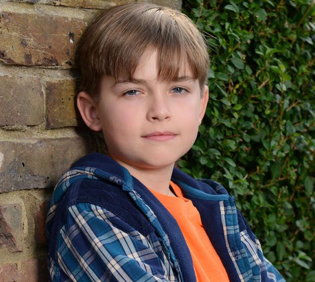 Eliot Carrington as Bobby Beale in EastEnders
