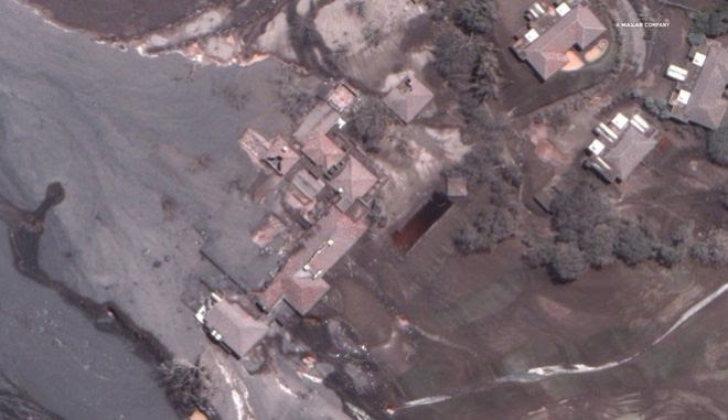 Βιβλική καταστροφή στη Γουατεμάλα