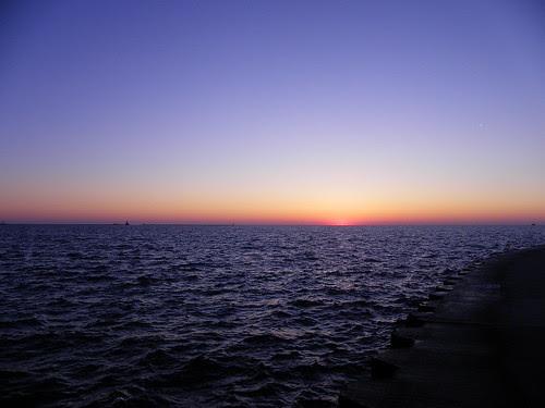 5.31.2009 Chicago Sunrise (4) 5.16 am