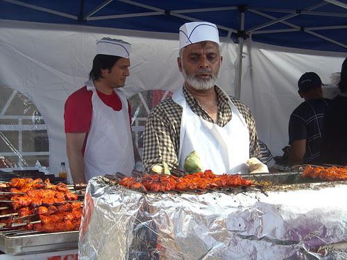 selling chicken tikka