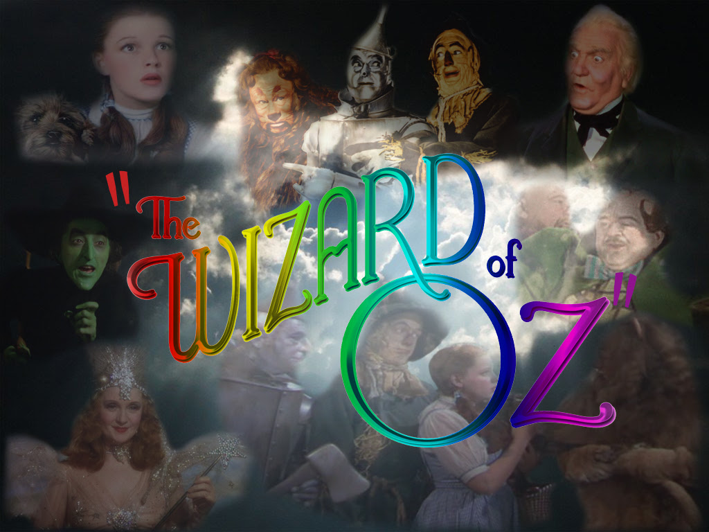 The Wizard Of Oz Wallpaper The Wizard Of Oz Wallpaper 40278849