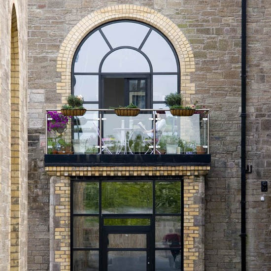 exterior | converted mill | makeover | contemporary | interiors | statement furniture | PHOTO GALLERY | Ideal Home