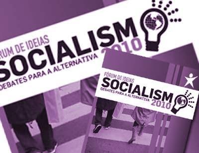 Socialismo 2010, de 27 a 29 Agosto em Braga.