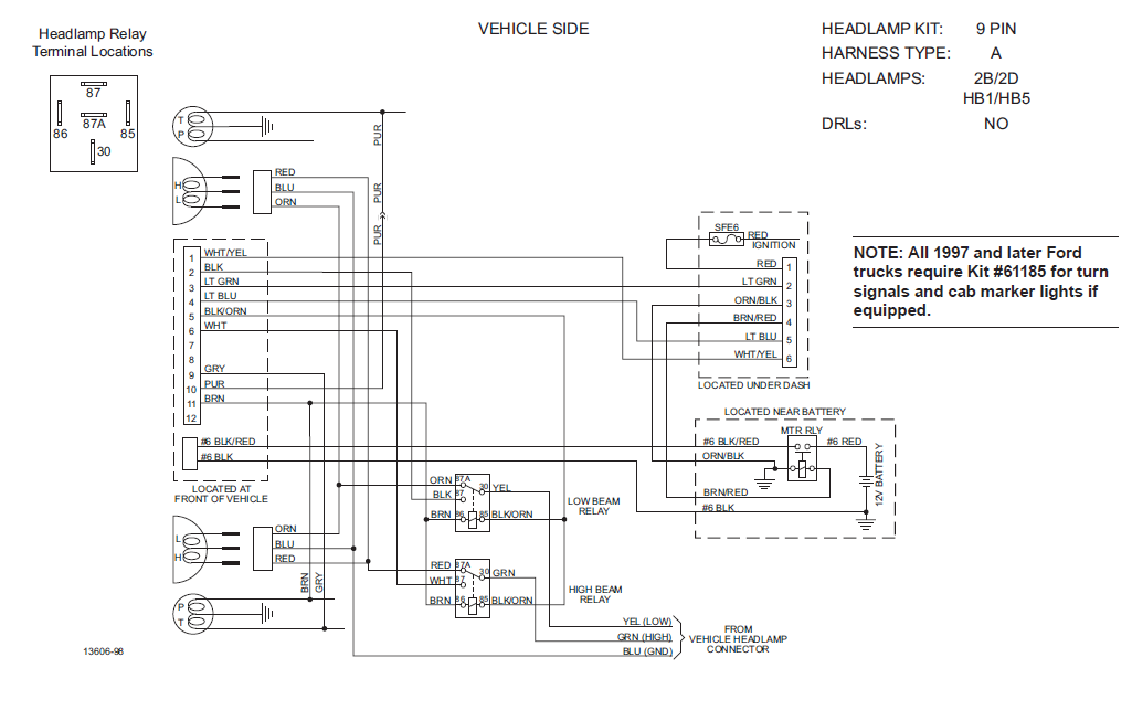 1997 Chevy Wiring Harness For Fisher Free Download Wiring Diagram United3 United3 Maceratadoc It