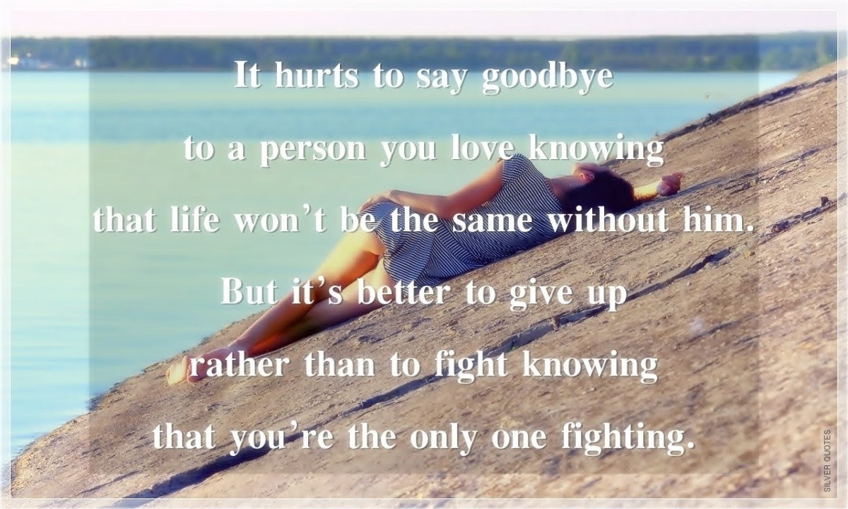 Goodbye Quotes Goodbye Sayings Goodbye Picture Quotes