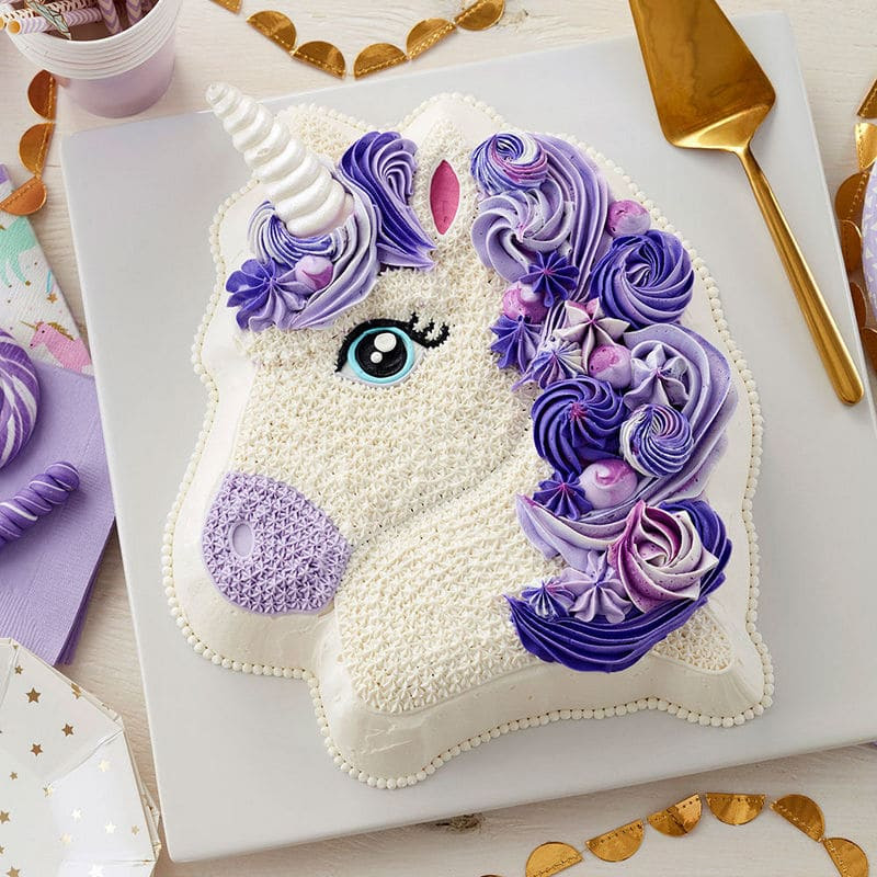 How To Make A Unicorn Birthday Cake Party Ideas Party