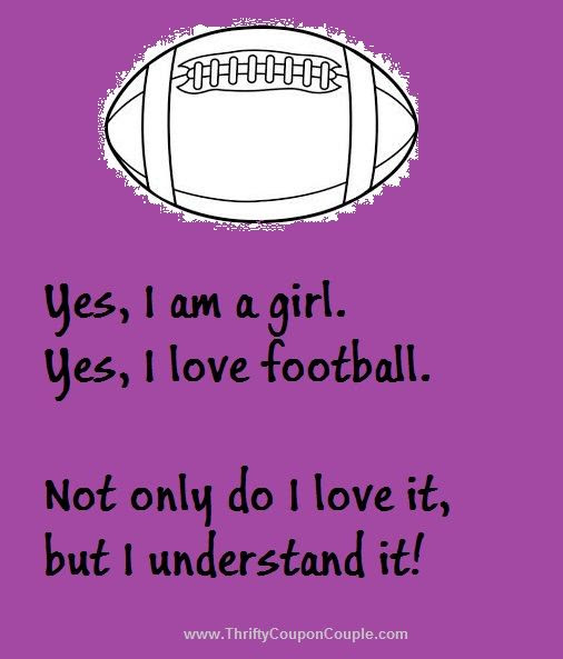 2 Quotes: Nfl Football Quotes For Girls. QuotesGram