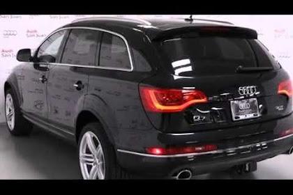 2015 Audi Q7 30t Premium Plus