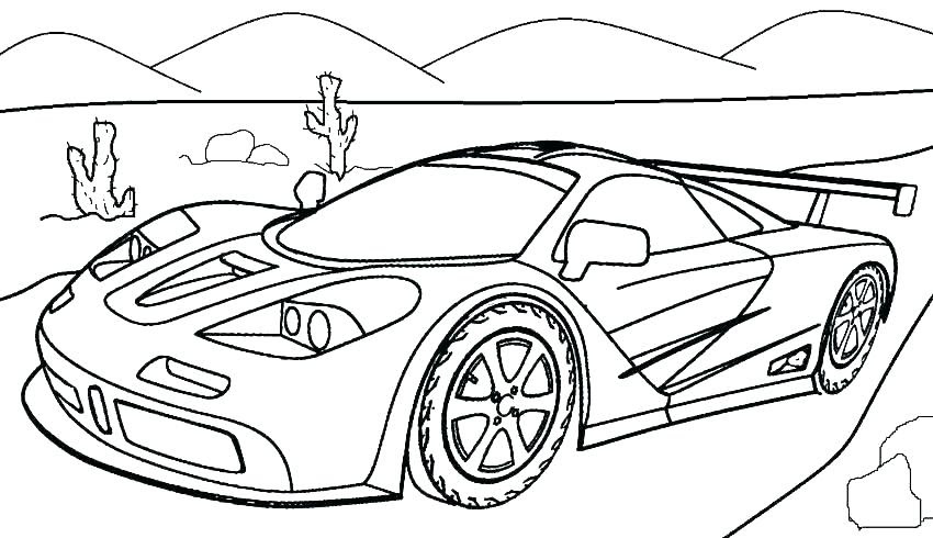 Car Coloring Pages For Adults at GetColorings.com | Free ...