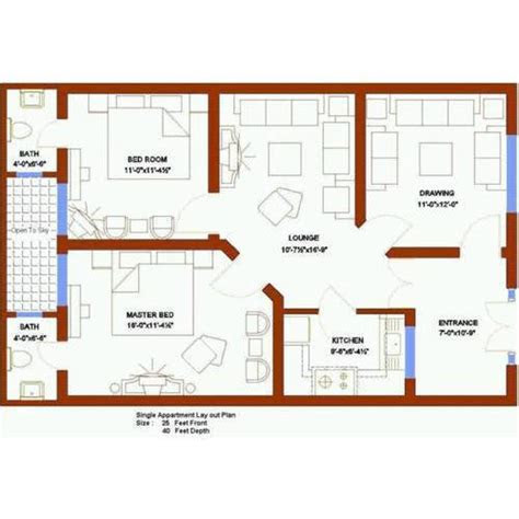 house map designing service  gopal plaza faridabad id