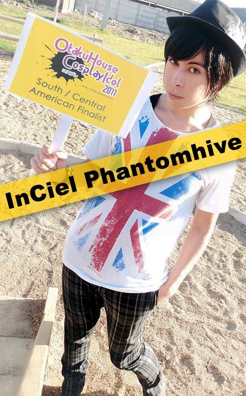 Otaku House Cosplay Idol Finalist - InCiel Phantomhive