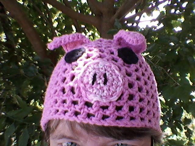 Pig Beanie Hat