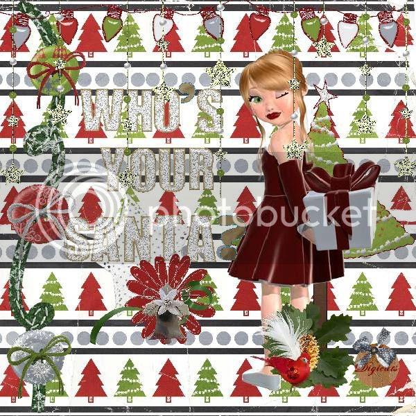 Christmas,Santa,Bonitas,Happy Holidays,Holiday Glitter