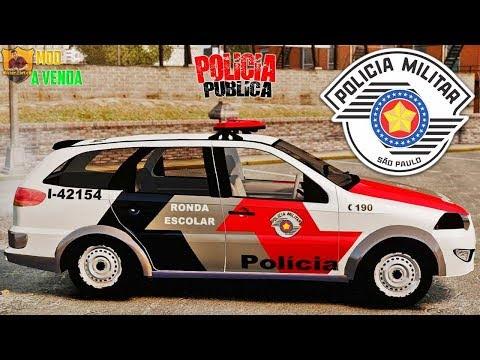 [MTA-SA] SCRIPT POLICIA-PUBLICA + PRENDER (DESCOMPILADO)