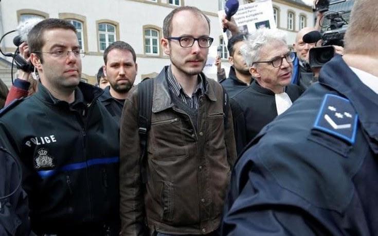 Καταδικάστηκαν οι δύο άντρες που έφεραν στο φως το σκάνδαλο «LuxLeaks»