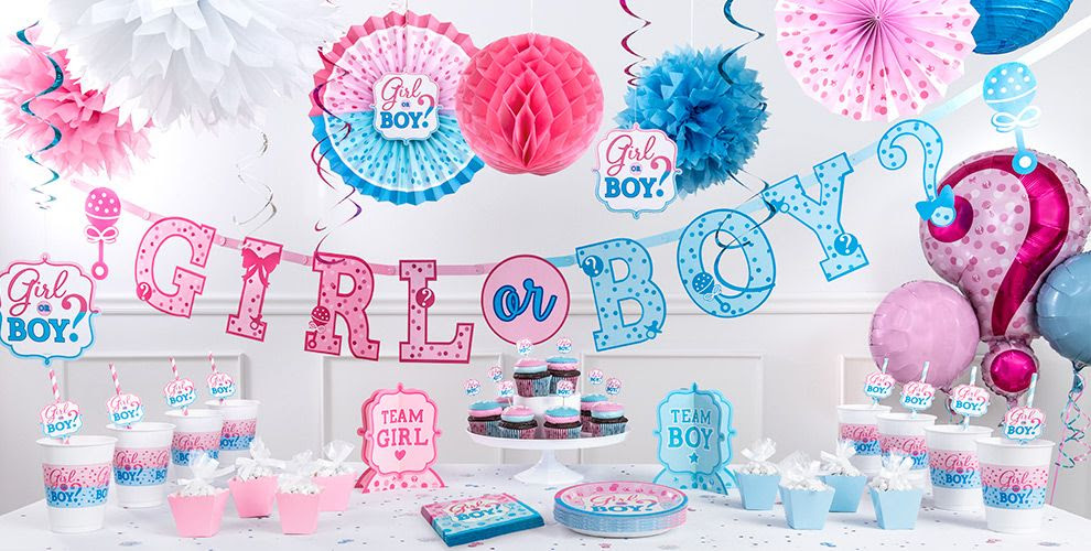 How To Plan A Gender Reveal Party How To Host A Gender Reveal