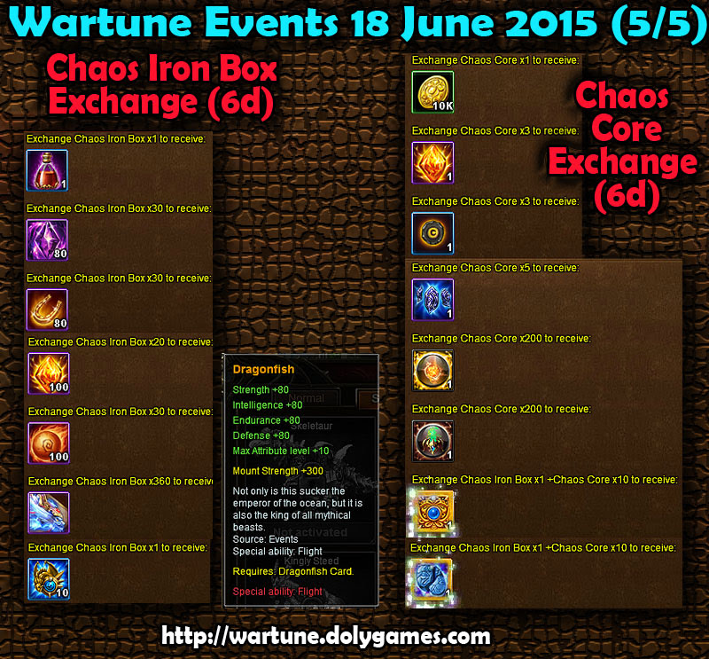 Wartune Events 18 June 2015 - Part 5