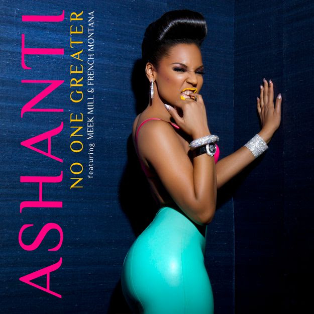 No One Greater (Single Cover), Ashanti