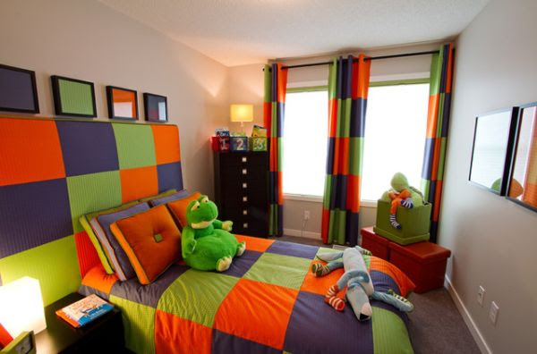 10 Colorful Kids' Ro