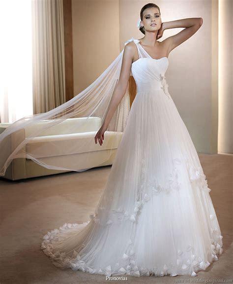 Pronovias 2011 Wedding Dress Collection ? Beautiful Bridal