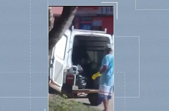 Foto: Reprodução/TV Santa Cruz