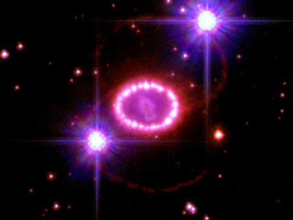 NASA Cosmic Pearls