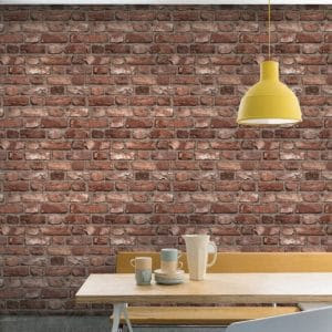 6 Brick Effect Wallpapers To Suit Any Decor Style I Want Wallpaper Blog Wallpaper Ideas Inspiration