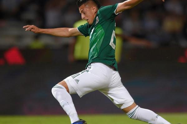 Roberto Alvarado es el único citado de Cruz Azul por México para los  amistosos ante Chile y Paraguay. La fecha FIFA ... e99bec2a1f39b