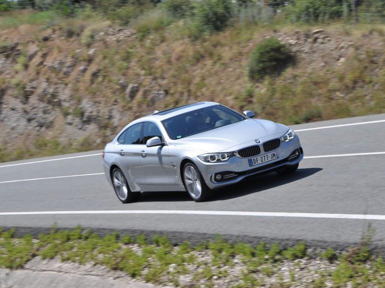 Essai BMW 428i Gran Coupé (2014)