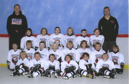 Minneapolis Storm Mighty Mites