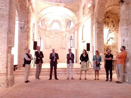 Inaugurazione, San Fedele a Parodi Ligure by Ylbert Durishti