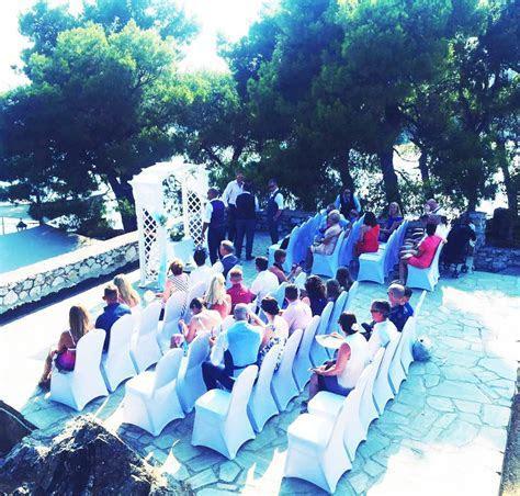 Skiathos Bourtzi Wedding and Harbour View Reception